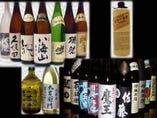 ≪焼酎・地酒≫色々