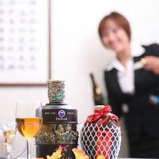【3.盤古サービス】多くのお客様に満足していただける盤古スタイルの情熱にあふれたサービス