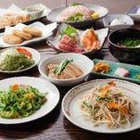 【くゎっちーコース】定番料理と創作料理を堪能♪ボリューム満点お得なコース〈全12品〉