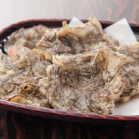 モチモチした食感が美味♪沖縄もずく天ぷら
