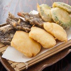 沖縄天ぷら3点盛り