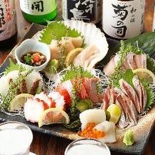 牡蠣、帆立、魚プリップリの直送魚介
