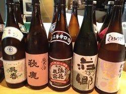 大阪産の地酒を豊富にご用意!