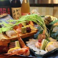 旨い地酒と大阪産(もん)料理 空 船場女将小路店