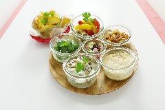 コンビーフポテトサラダ