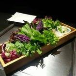新鮮巻き野菜