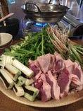 冬季限定 テールスープベースで仙台せり鍋