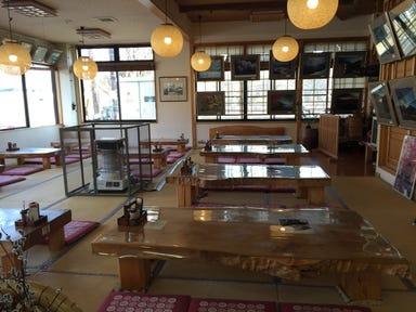 三本松茶屋  店内の画像