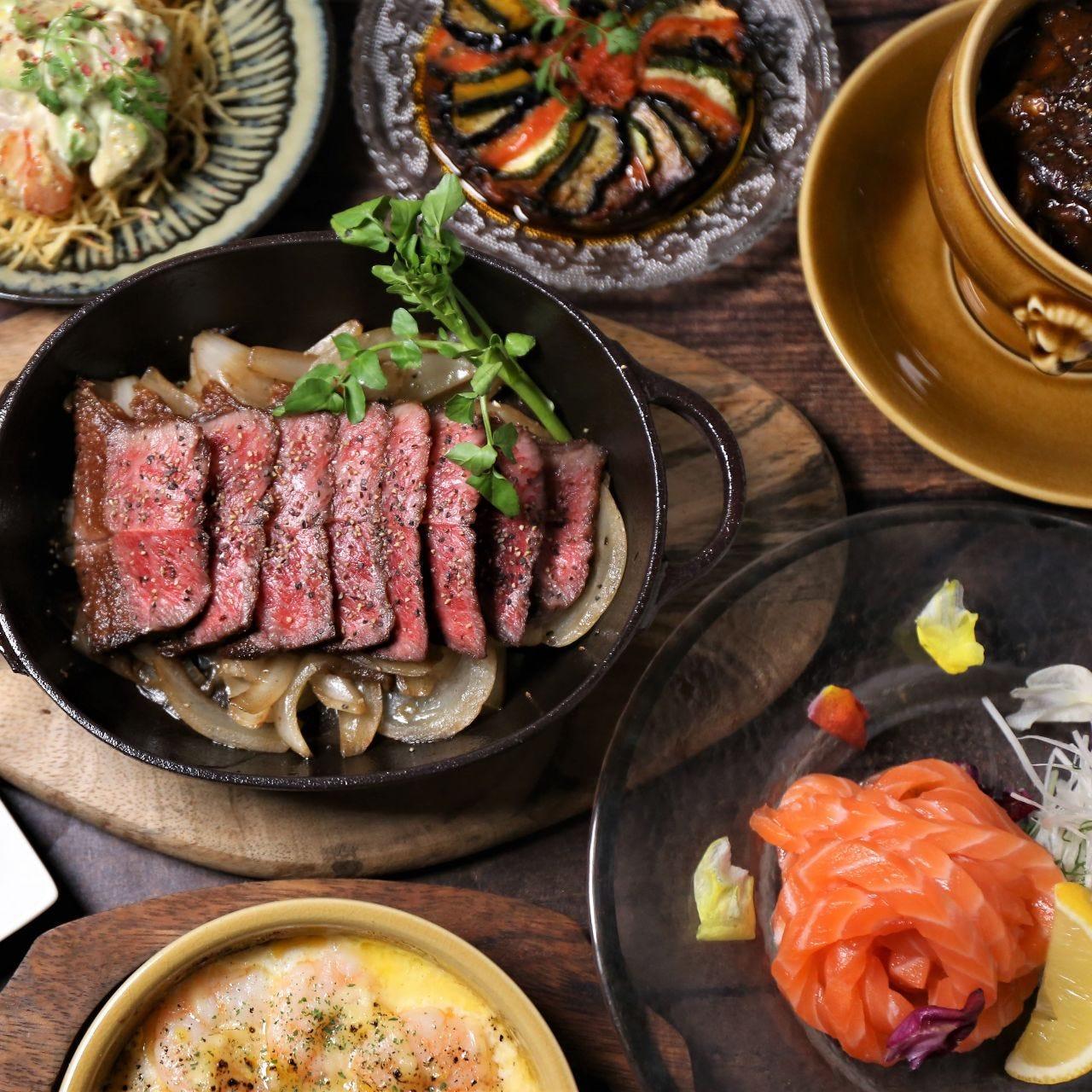 肉バルGAM 難波本店