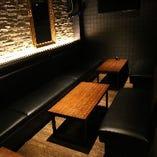 【3階】大人な雰囲気のシックなVIPルーム