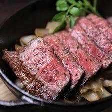 低脂肪・高タンパクな赤身肉を塊で