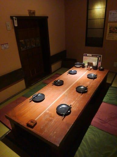 串の介  店内の画像