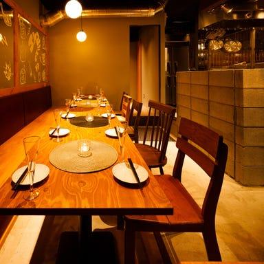 厳選肉と炭火dining 肉ドシ 国分寺店  店内の画像