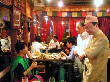 ジャイネパール  店内の画像