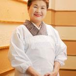 【天ぷら阿部 女将さん 長田 依子】