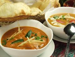 インド・ネパール料理ラスクス