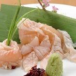 【豊洲市場直送】鮮魚の刺身【東京都】
