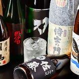 【福岡の焼酎】 博多の華や舞水、名島など博多の味をご堪能あれ