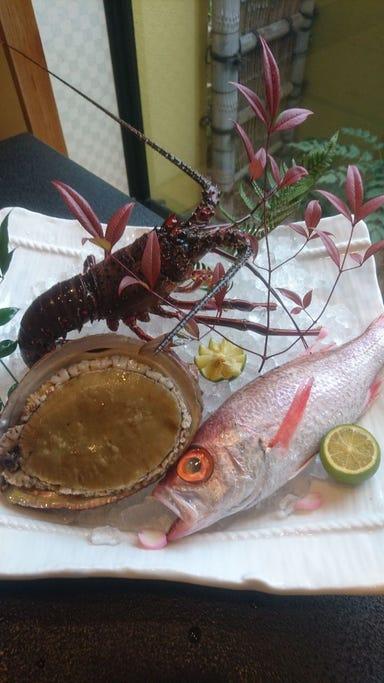 いけす活魚料理 海水園  コースの画像