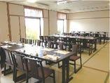 法事法要は海水園におまかせください。椅子法事席完全個室54席増設致しました。