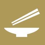 飛沫感染防止のため、取り分け用の箸、スプーンをご用意いたします