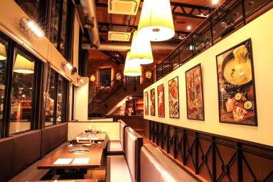 焼肉ダイニング 王道プレミアム 堺泉北店  店内の画像
