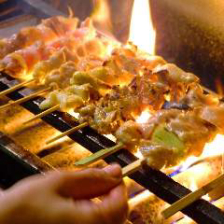 ★450度の焼き台★