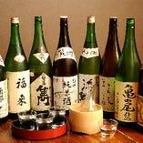 岩手の食材・地酒を豊富に取り揃えております!!