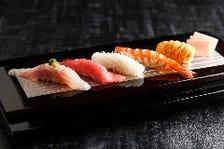 職人技がひかる寿司カウンター