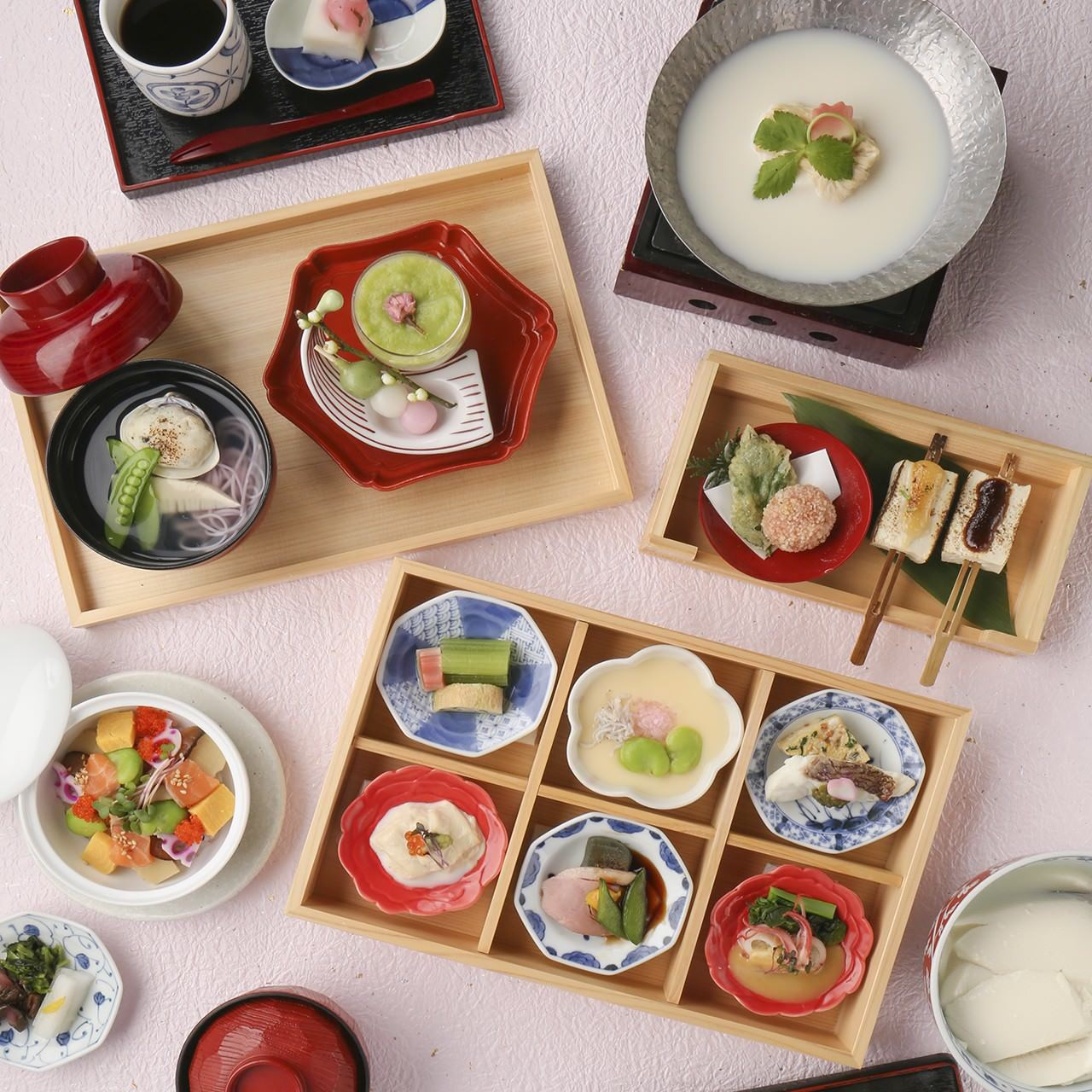 豆富料理と吟醸蒸し 八かく庵 大阪ステーションシティ店