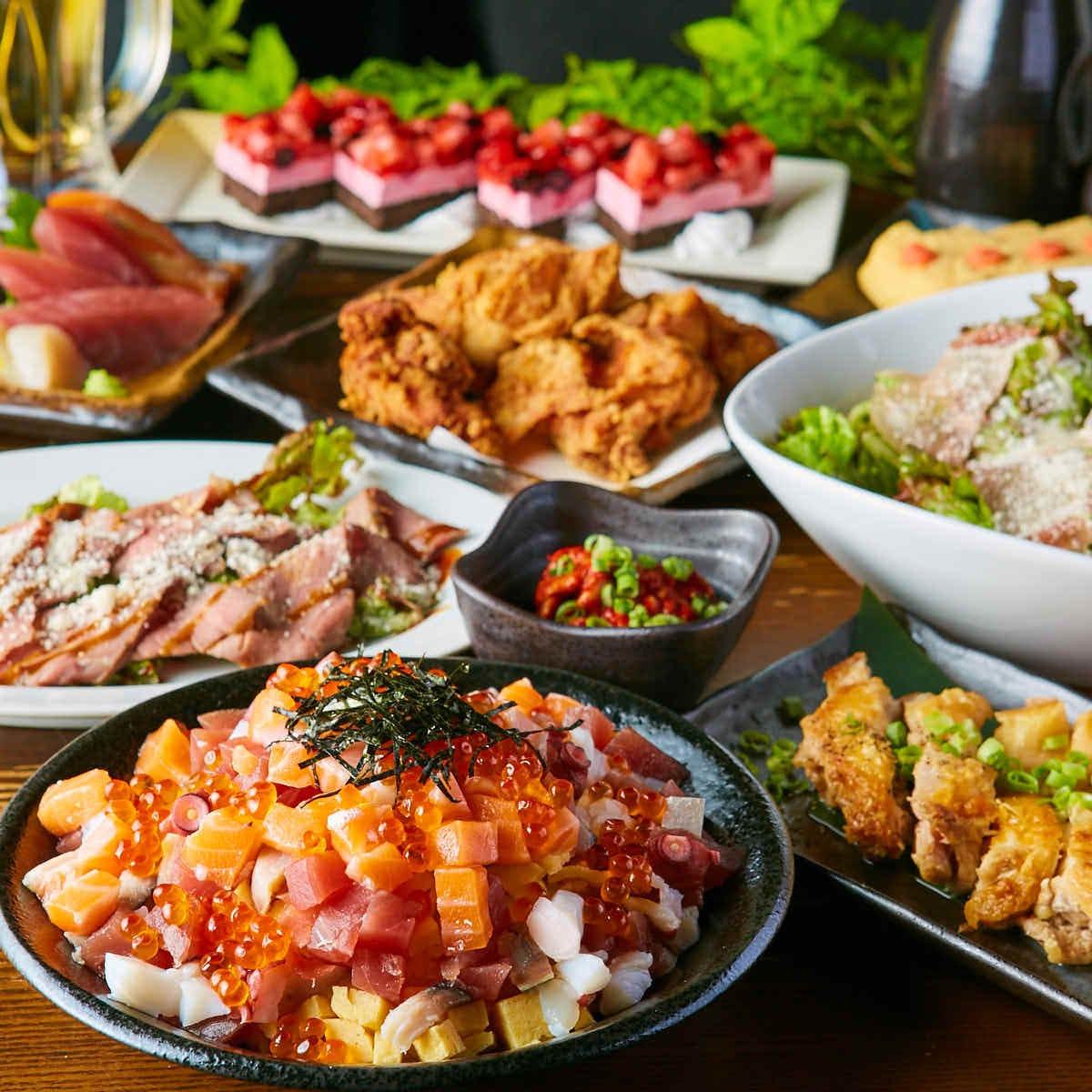 見た目も味も絶品の本格和食料理をご用意しております!