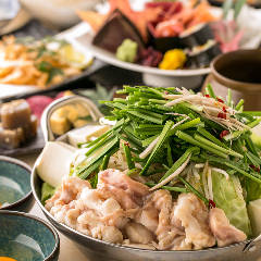 全席個室 最大150種類食べ飲み放題 和楽居(わらい) 天神店