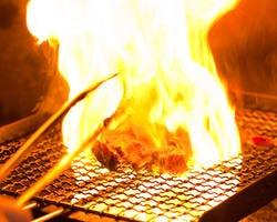 もりもりならではの地鶏もも焼き くせになる味