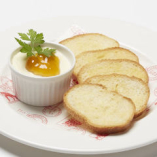 アプリコットチーズのディップ