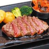 牛フィレ肉のグリル
