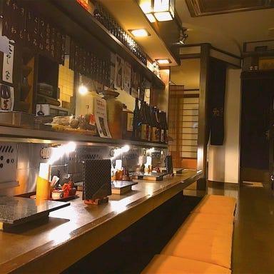炭火焼鳥 和楽  店内の画像