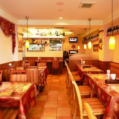 インディアンダイニングバー DIPMAHAL(ディップマハル)青山店 店内の画像