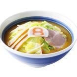 小さな野菜らーめん 太麺