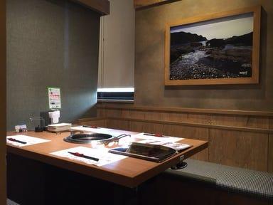 黒毛和牛焼肉ビーファーズ 新金岡牧場 店内の画像