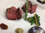 【肉和食コース③】お肉と魚介の優しい和食『肉和食』肉ダブルコース