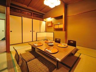 筍料理・竹の子づくし 三栄  店内の画像