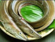 京都の老舗の鱧料理