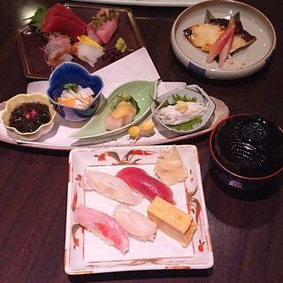 寿司居酒屋 からくさ  コースの画像