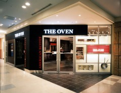 THE OVEN アクアシティお台場店