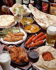 インドレストラン BINDU 京阪シティモール店