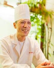 石橋氏の料理は、中華の概念を変える
