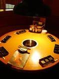 個室席完備♪プライベートな宴会をお楽しみください。