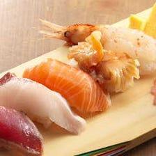 岐阜産お米と新鮮魚介のハーモニー