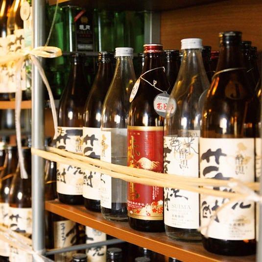 【単品飲み放題】ビールや焼酎・日本酒を含む全100種以上!2時間飲み放題 2,000円⇒1,300円《宴会》