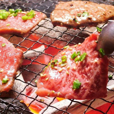 焼肉食べ放題 牛繁 JR大森駅前店 コースの画像